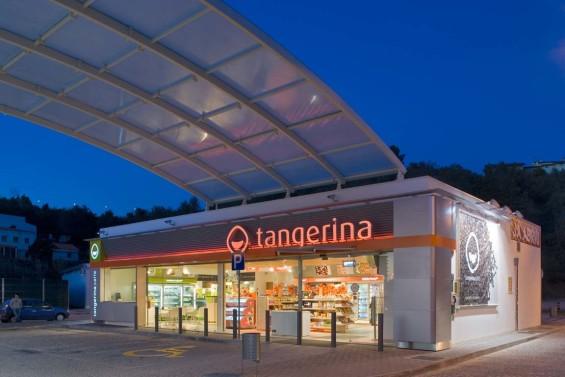 Galp – Posto de Abastecimento Tangerina
